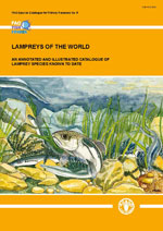 Lampreys of the world. An annotated and illustrated catalogue of lamprey species known to date