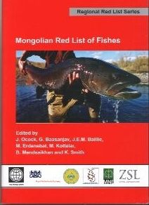 Mongolian Red List of Fishes.