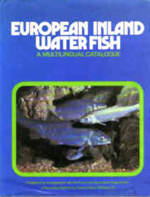 European Inland Water Fish in English , Spanish , French and German