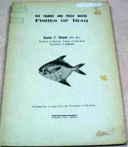 The Marine And Fresh Water Fishes Of Iraq