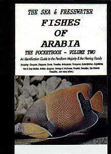 A Calypso Pocket Field Guide to the fishes of Arabia