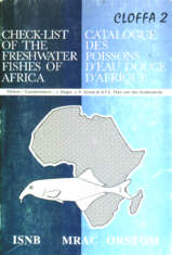 Checklist of the Freshwater Fishes of Africa. CLOFFA