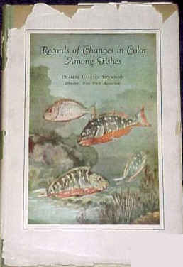 Records of Changes in Color Among Fishes.