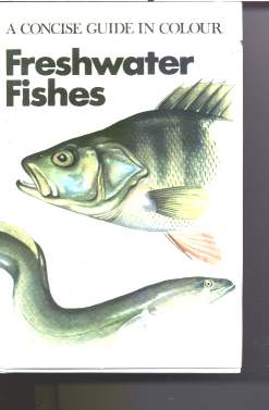 Freshwater Fishes (of Europe). A Concise Guide in Colour.