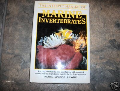 The Interpet Manual of Marine Invertebrates