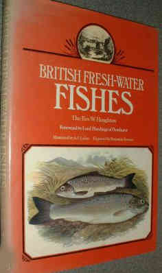 British Freshwater Fishes   by Houghton